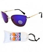Wm504 vp Style Vault Sunglasses Gold Blue