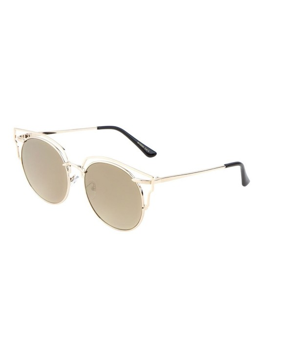 Glamour Wireframe Sunglasses Outline Trending