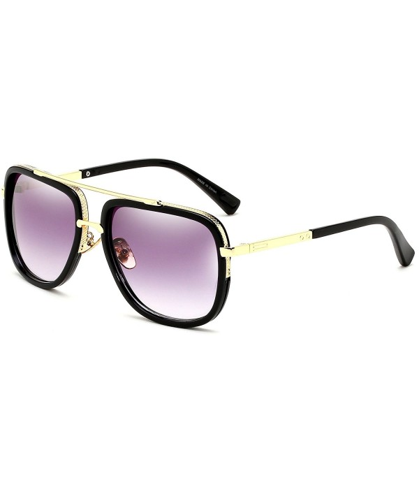 Allt Aviator Fashion Sunglasses Gradient
