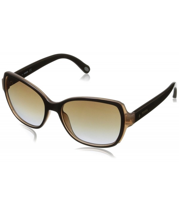 Fossil Womens FOS3004S Square Sunglasses