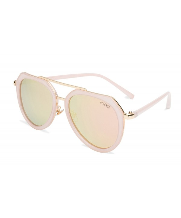 ULLERES Aviator Protection Polarized Sunglasses