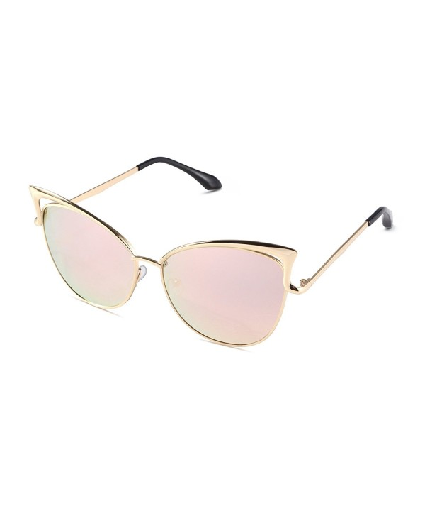 Pession Womens Fashion Vintage Sunglasses