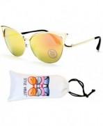 E16 vp Style Vault Sunglasses Gold Rose
