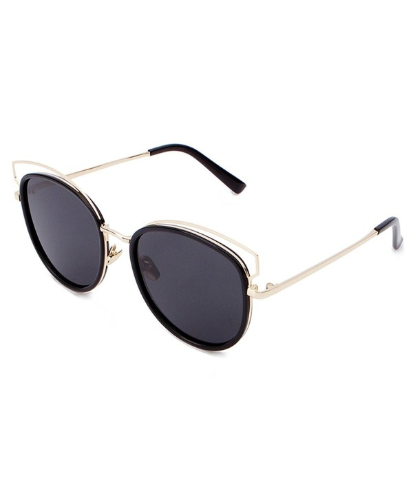 Celaine Polarized Sunglasses Mirrored Protection