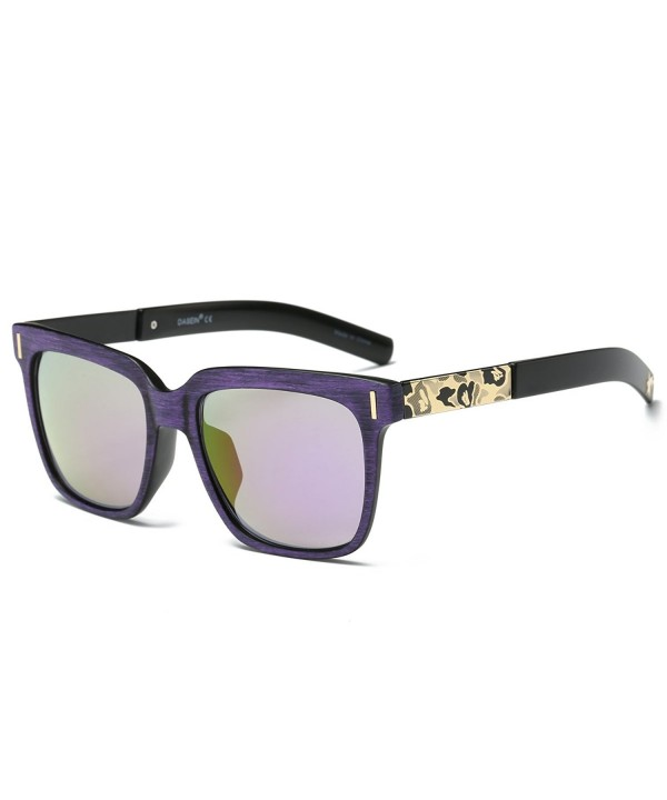 Dasein Classic Lightweight Sunglasses Mirrored