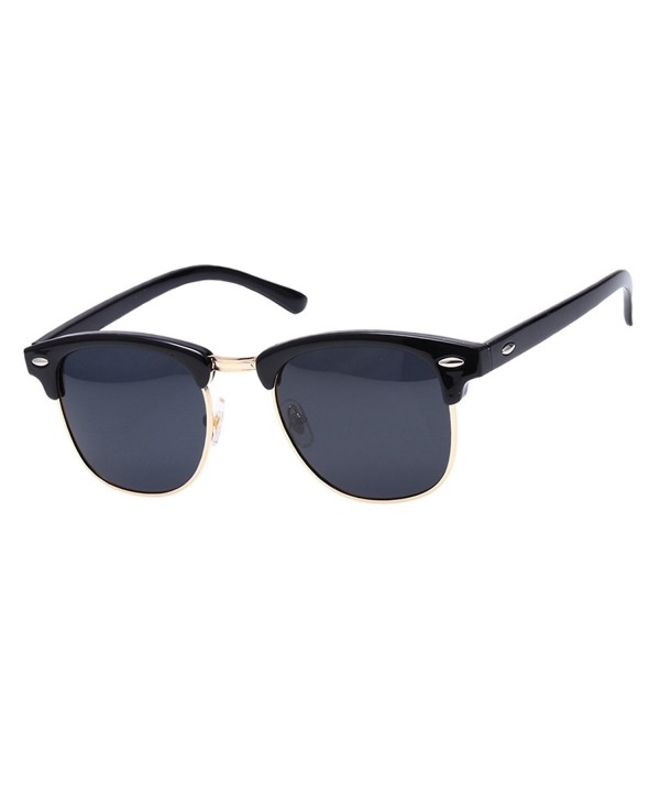 GUVIVI Neutral Border Polarized Sunglasses