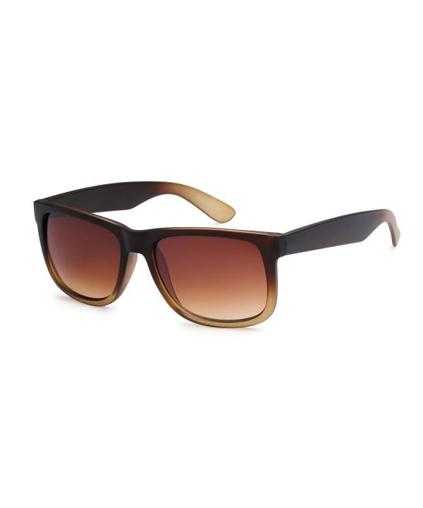 Eason Eyewear Womens Wayfarer Sunglasses