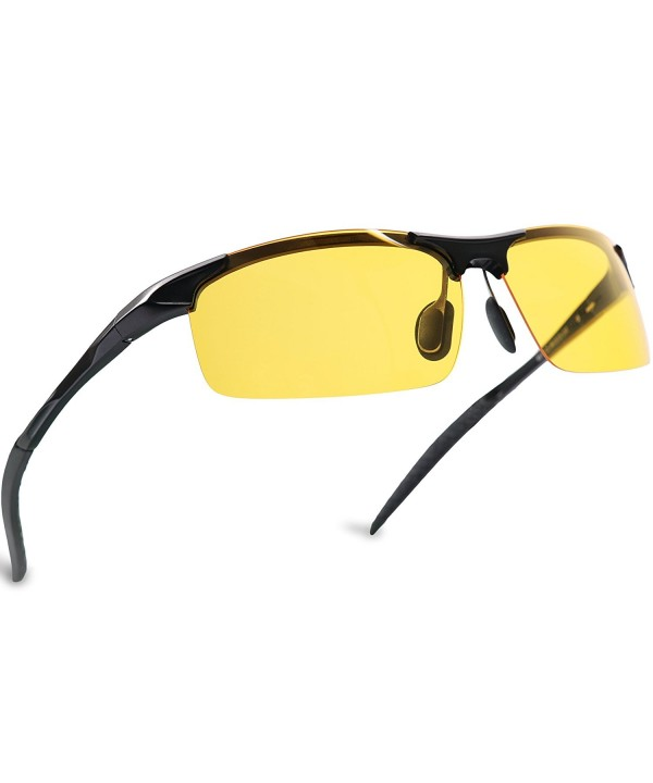 Driving Polarized Activities Sunglasses BlackSports