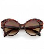 zeroUV Designer Butterfly Oversized Sunglasses