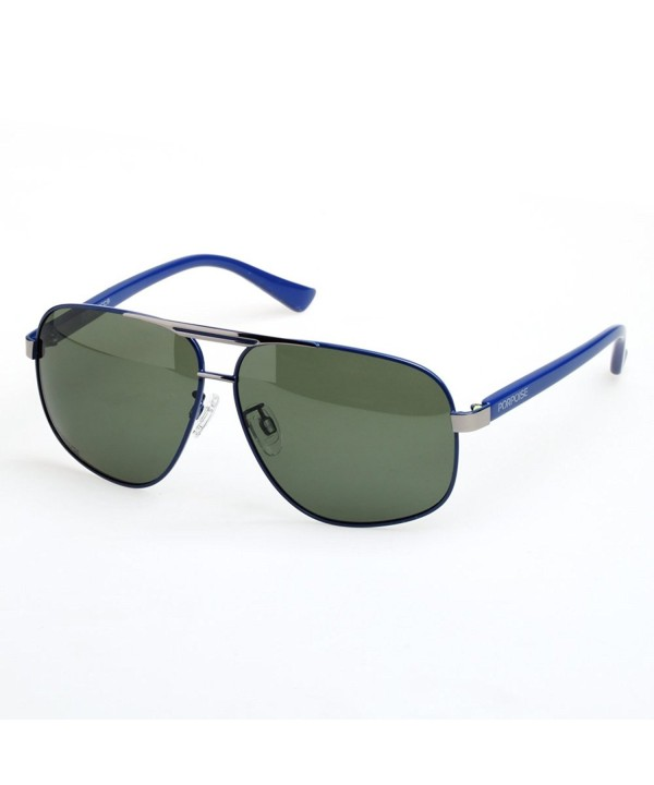 PORPOISE Fashion Polarized Sunglass Acetate