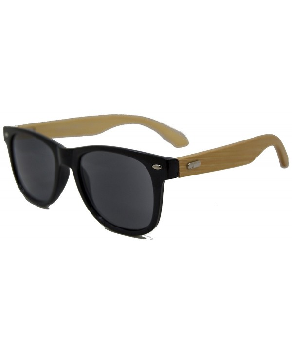 Style Eyes Woodster Wayfarer Sunglasses