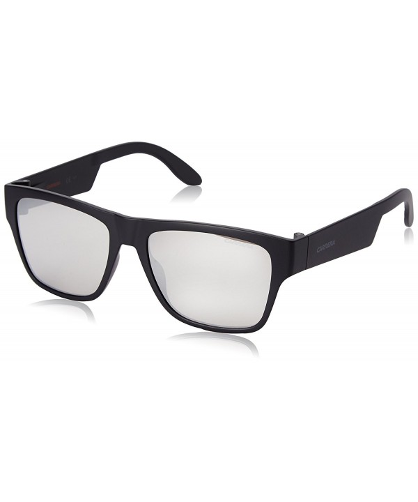 Carrera CA5002ST Rectangular Sunglasses Silver