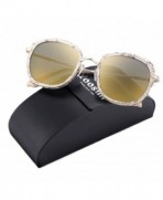 YOOSUN Sunglasses Vintage Oversized Polarized