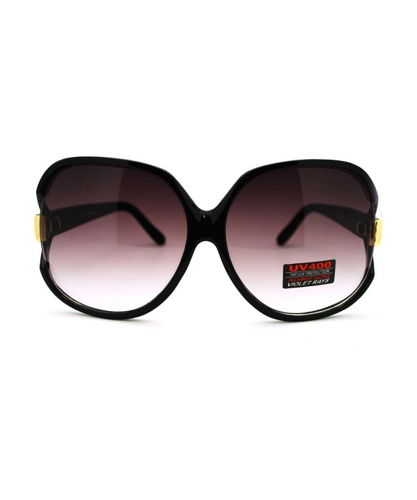 Oversized Designer Fashion Butterfly Sunglasses