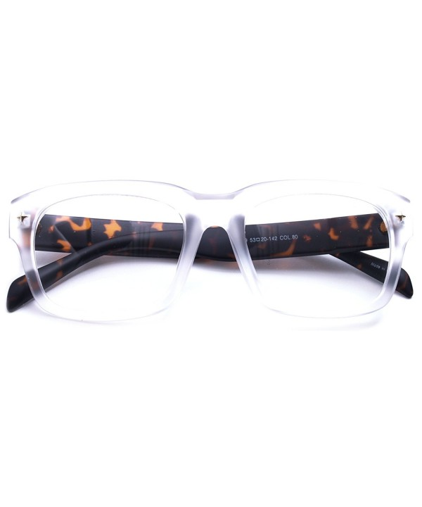 Vintage Inspired Spectacles Eyeglasses Transparent1029
