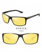 SOXICK Glasses Polarized Driving Sunglasses