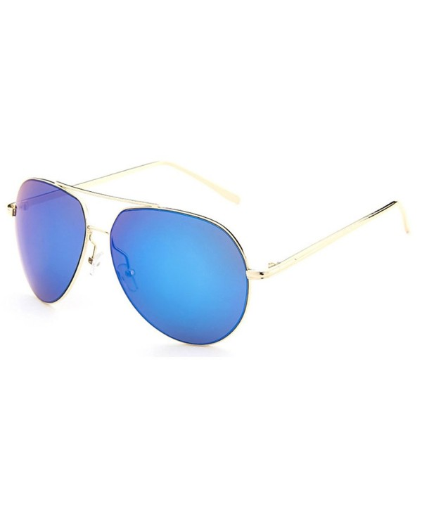 My Monkey Fashion Reflective Wayfarer Sunglasses