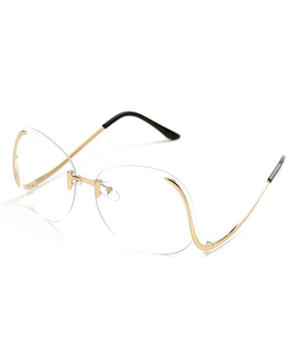 Pro Acme Fashion Oversized Sunglasses