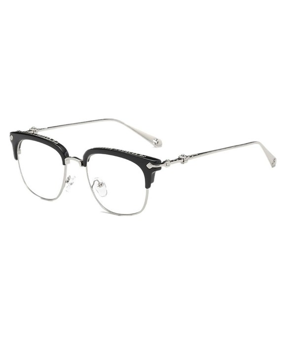 Shiratori Unisex Vintage Classic Glasses