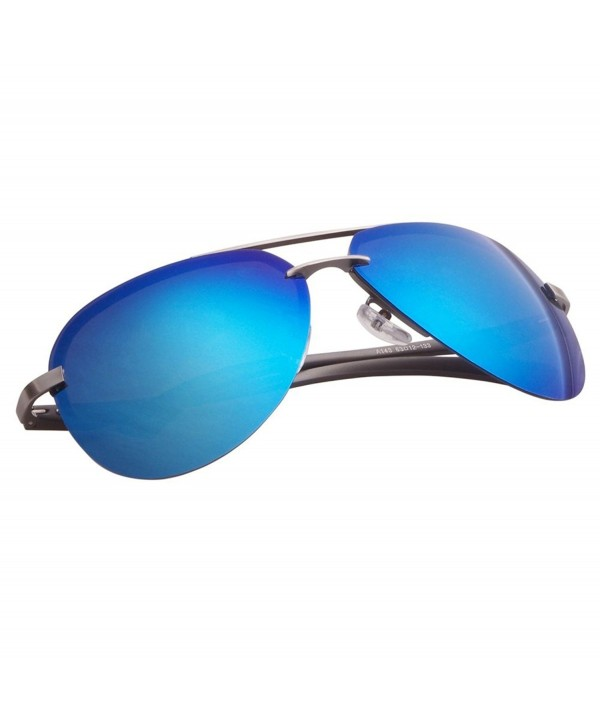 Aoron Polarized Sunglasses Mirrored Reflective