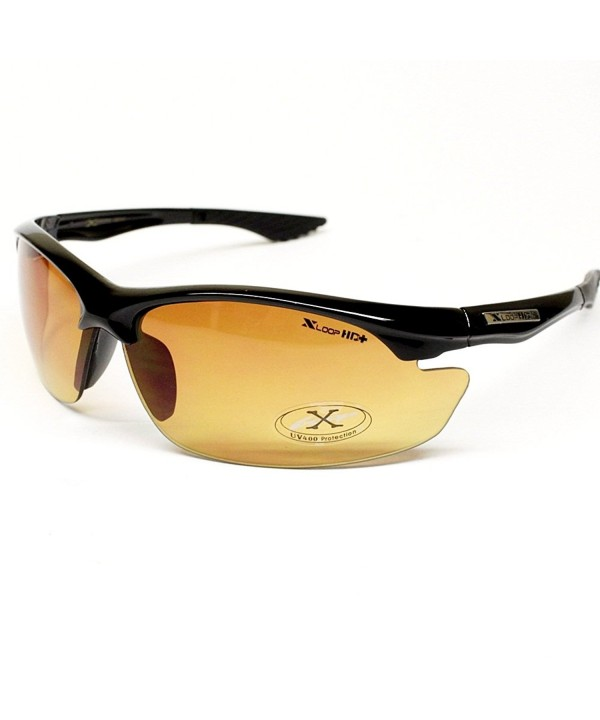 Xloop Sports Sunglasses Womens Black