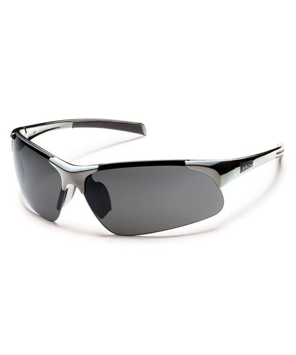 Suncloud Traverse Polarized Sunglasses Chrome