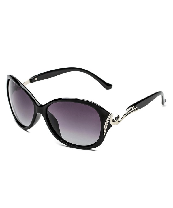 CHB Oversized Polarized Sunglasses Lightweight
