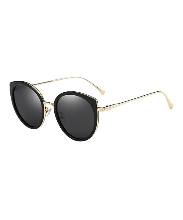 BVAGSS Polarized Mirror Women Sunglasses