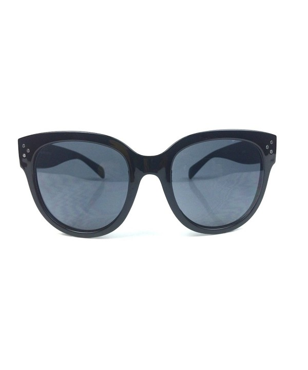 Oversized Vintage Fashion Keyhole Sunglasses