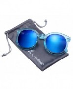 WODISON Protected Classic Mirrored Sunglasses