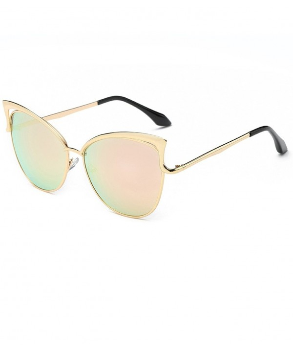 KELUOZE Womens Retro Fashion Sunglasses