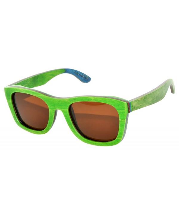 Retro Vintage Skate Sunglasses Polarized