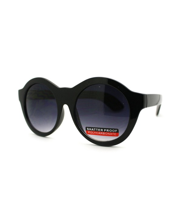 Super Oversized Sunglasses Womens Circle