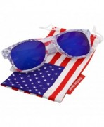 grinderPUNCH American Reflective Color Sunglasses