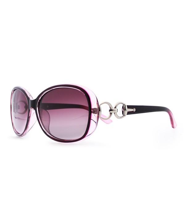 VeBrellen Transparent Polarized Sunglasses Eyeglasses