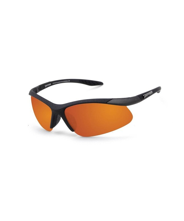 Peppers Ricochet Polarized Rimless Sunglasses
