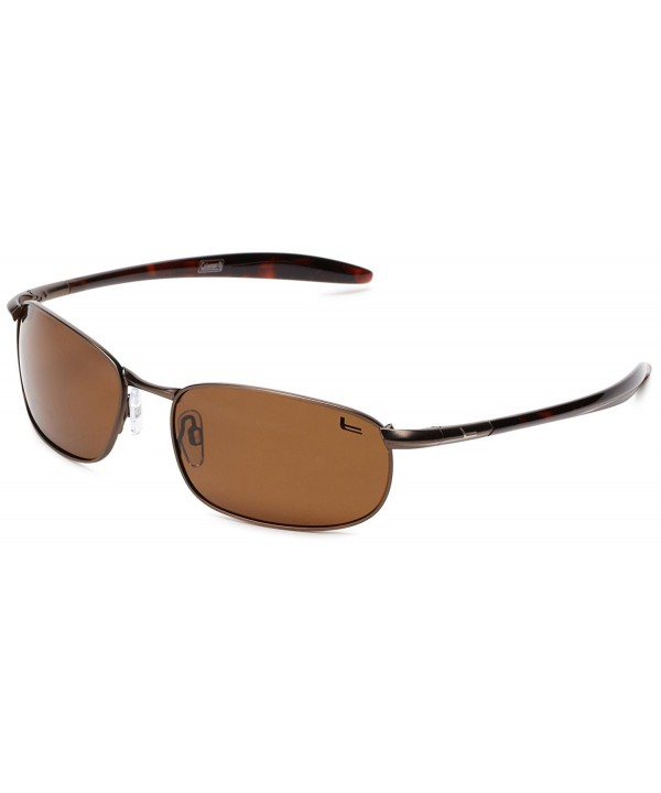 Coleman Roadster Polarized Rimless Sunglasses