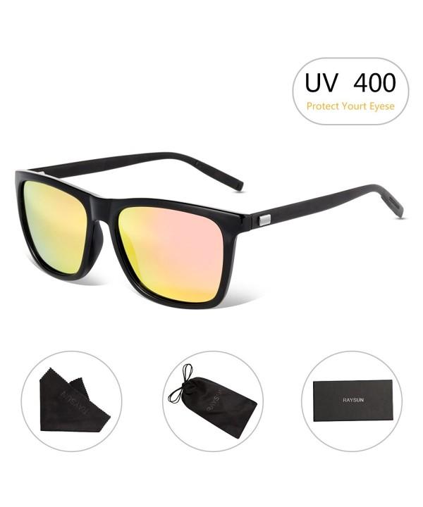 Polarized Sunglasses RAYSUN Aluminum Driving