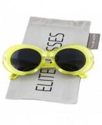 Elite NIRVANA Vintage Sunglasses Transparent