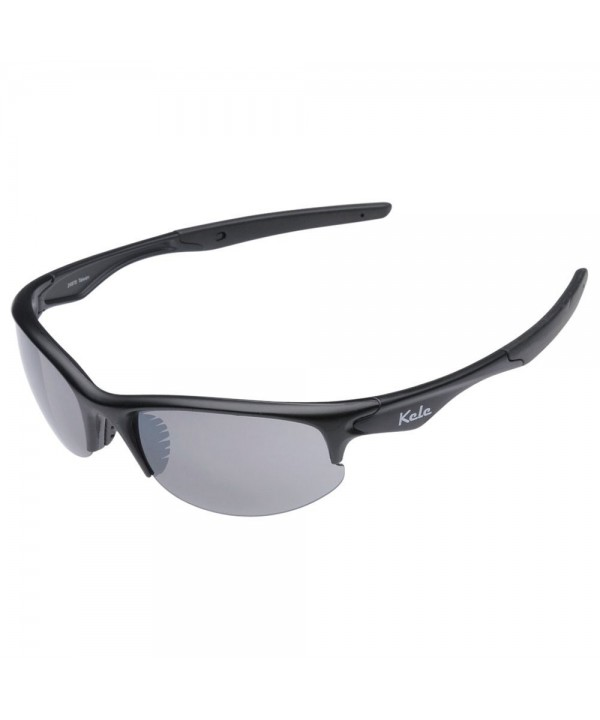 Kele Shadow Sunglasses Black Grey