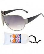Style Vault Sunglasses Gunmetal Black Smoked