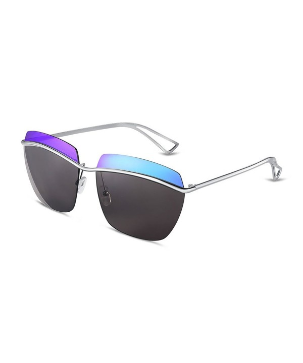 Janyet Womens Fashion Yurt Sunglasses