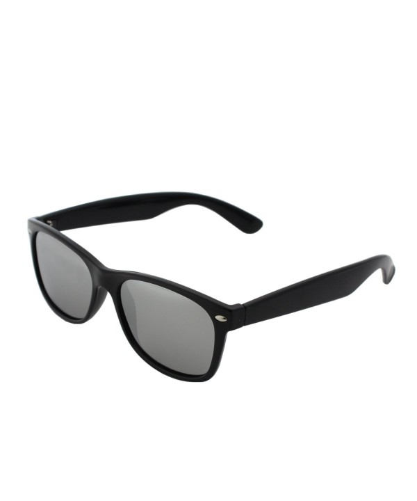 LOMEDO Wayfarer Sunglasses Polarized Mirrored