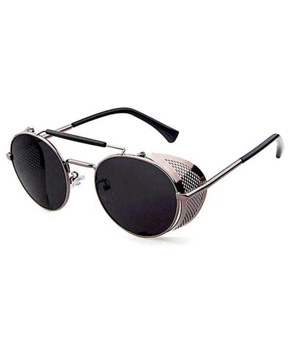 Vintage Retro Sunglasses Shield 3Accessories
