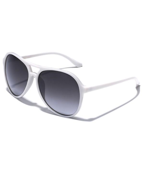 Vintage Unisex Fashion Aviator Sunglasses