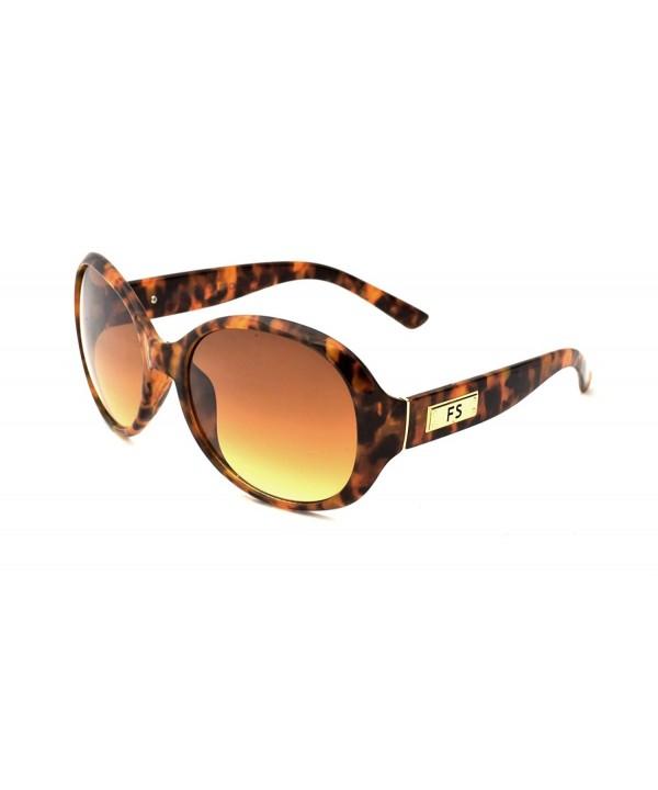 Franco Sarto Sunglasses Tortoise Transfer