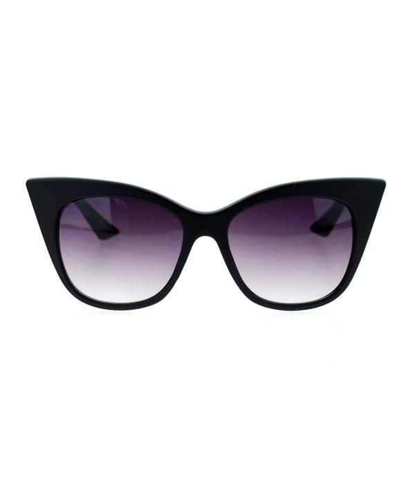 Womens Trendy Retro Oversize Sunglasses
