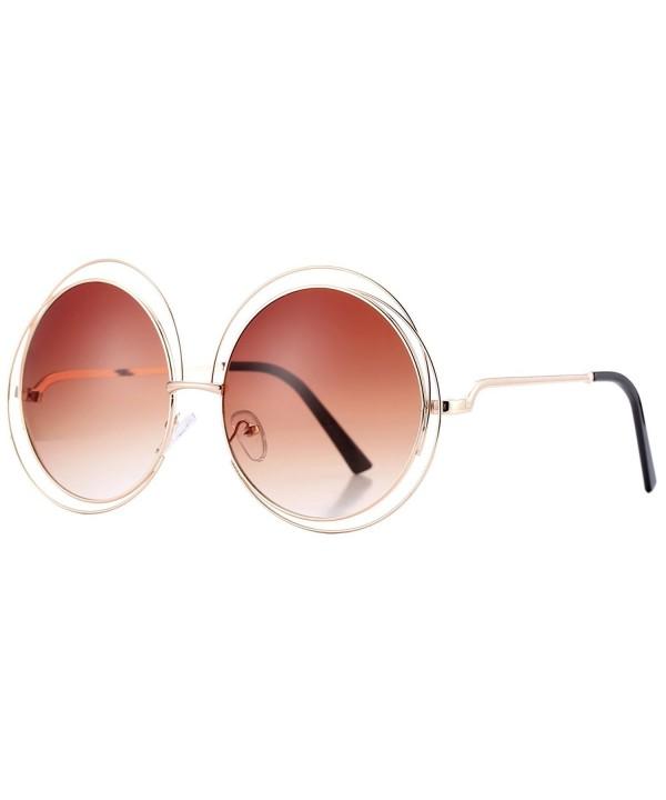 Pro Acme Womens Oversized Sunglasses