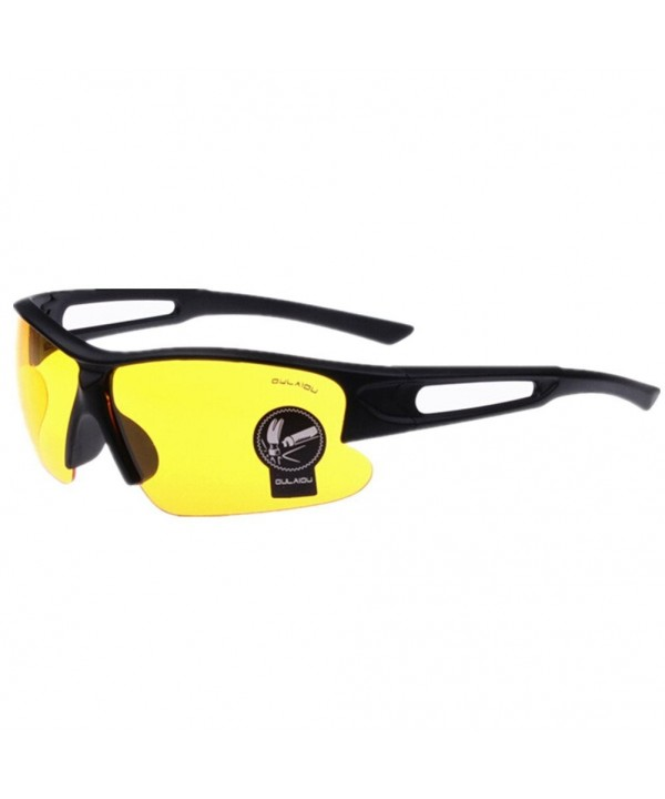 Explosion proof Profile Cycling Triathlon Sunglasses Black