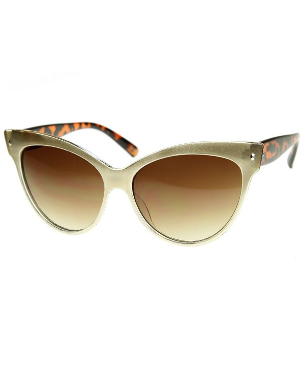 SWG EYEWEAR%C2%AE Trendy Pointed Sunglasses